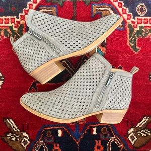 Lucky Brand | Perforated Basel Booties